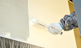 屋根・外壁塗装の塗り替え目処は10年です!